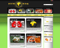 Lotto Total - Portal tematic