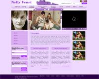 Nelly Venet - Site de prezentare