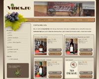 Vinos - Magazin on-line